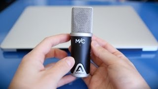 My detailed review of the MiC by Apogee with a recording demo/sound...