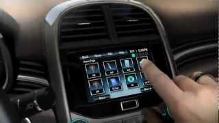 Chevrolet Malibu рекламный ролик