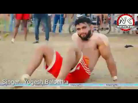 billa balbera par bana new haryanvi kabaddi song 2018 with top catch