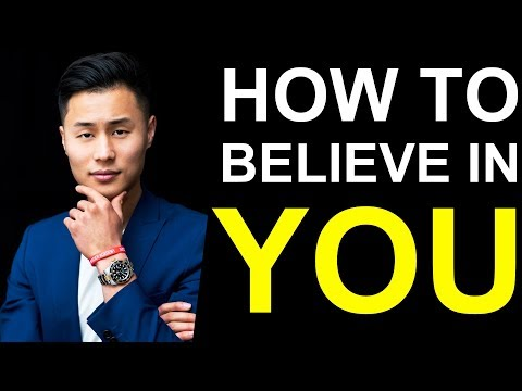 3 Positive Ways to Build Your Belief in Yourself