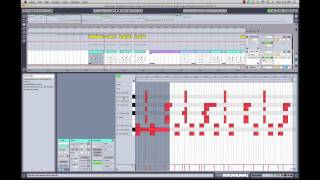 Vespers remixing Lady Gaga in Ableton Live, tutorial video 3