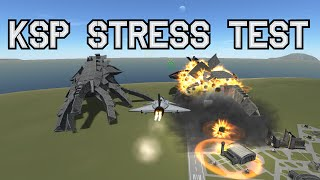 KSP - Stress Test 1.1 and 64 Bit
