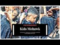 Best Haircut for Kids - 2019 Fade with Designer Mohawk. Fashion Trend for Children All Ages.