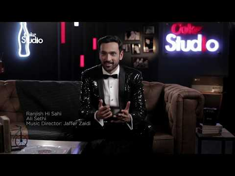 BTS, Ali Sethi, Ranjish Hi Sahi, Coke Studio Season 10, Episode 1