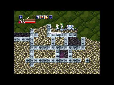 Let's Play Cave Story (Blind) Part 16: A Little Situation