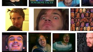TOP 5 EPIC PEWDIEPIE FACES