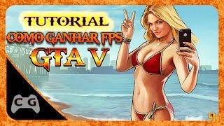GTA 5 PC Como Ganhar fps em Notebooks e Pcs Fracos