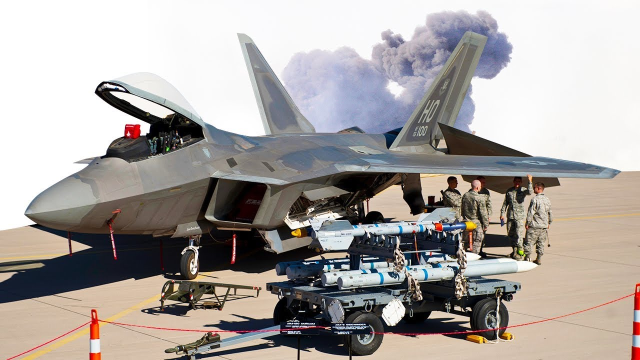 This is Why America Never Exported Mighty F-22 Raptor