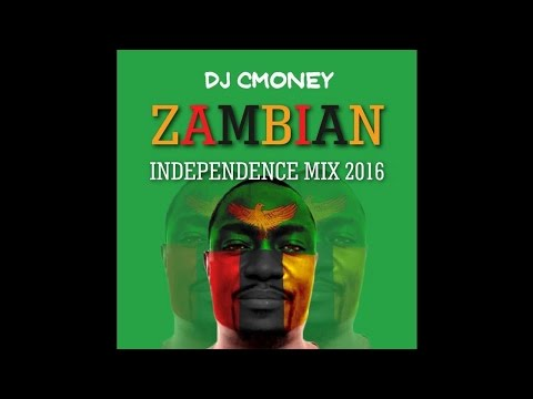 Dj-Cmoney, 2016 zambia independence mix (1)
