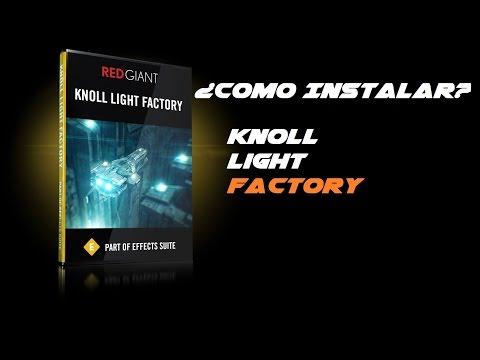 Instalar e Integrar Plugin Knoll Light Factory con Photoshop CC