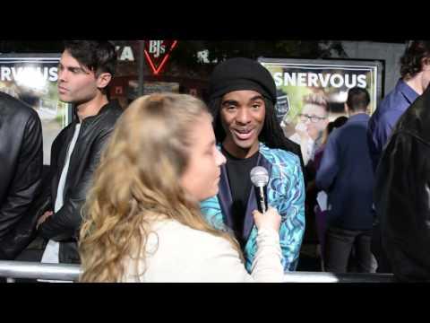Ruba Wilson  at Tyler Oakley&39;s SNERVOUS Film Premiere