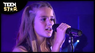 Baixar A THOUSAND YEARS -  CHRISTINA PERRI Performed by IONA at TeenStar Singing Competition