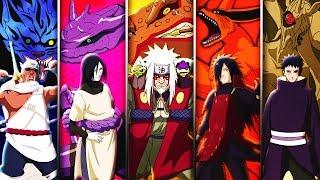 ** JIRAIYA VS 4 BOSSES (NINJA ROAD SOLO RUN) * | ** Naruto Ultimate Ninja Blazing *