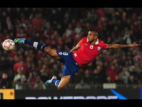 Arturo Vidal - Selección Chilena
