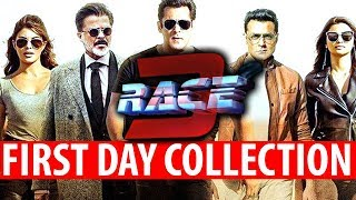 Salman Khan's RACE 3 First Day Box Office Collection