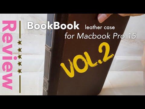 Twelve South Bookbook Vol. 2 macbook pro 15 touch bar usb-c carry case