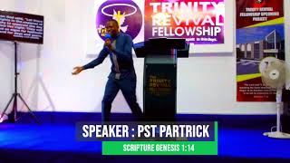 CARRYING THE SEED OḞ GOD BY PASTOR PATRICK THIONGO