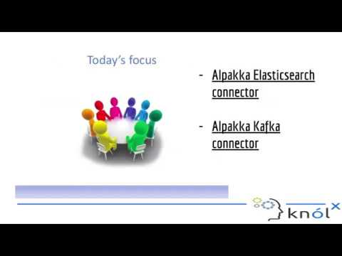 Alpakka - Connecting Kafka and ElasticSearch to Akka Streams