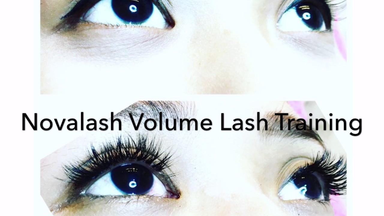 Trainingbeauty Brow Surabaya Novalash Volume Eyelash Extension