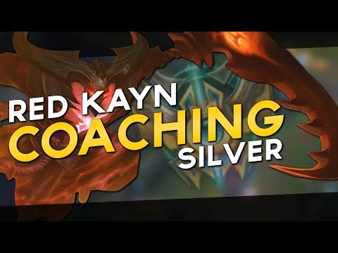 Metaphor Coaching | Silver Red Kayn