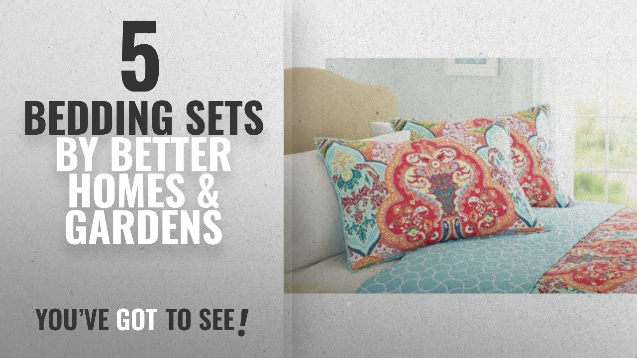 Top 10 Better Homes Gardens Bedding Sets 2018 Better Homes And