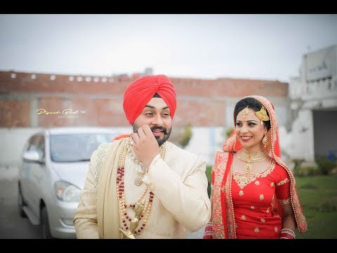 Bhupinder & Gagan || Wedding teaser 2017||...