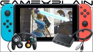 Super Smash Bros. Ultimate Docked & Undocked Resolution Revealed + GameCube Adapter Pricing Details!