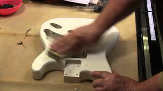 Building A Guitar Kit