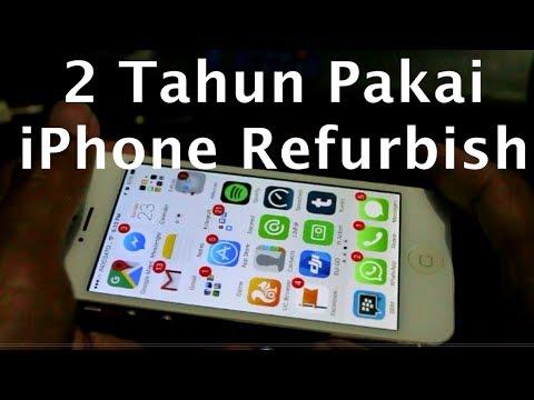 Pengalaman 2 Tahun Pakai Apple iPhone 5G Refurbish - YouTube cd78f949ed