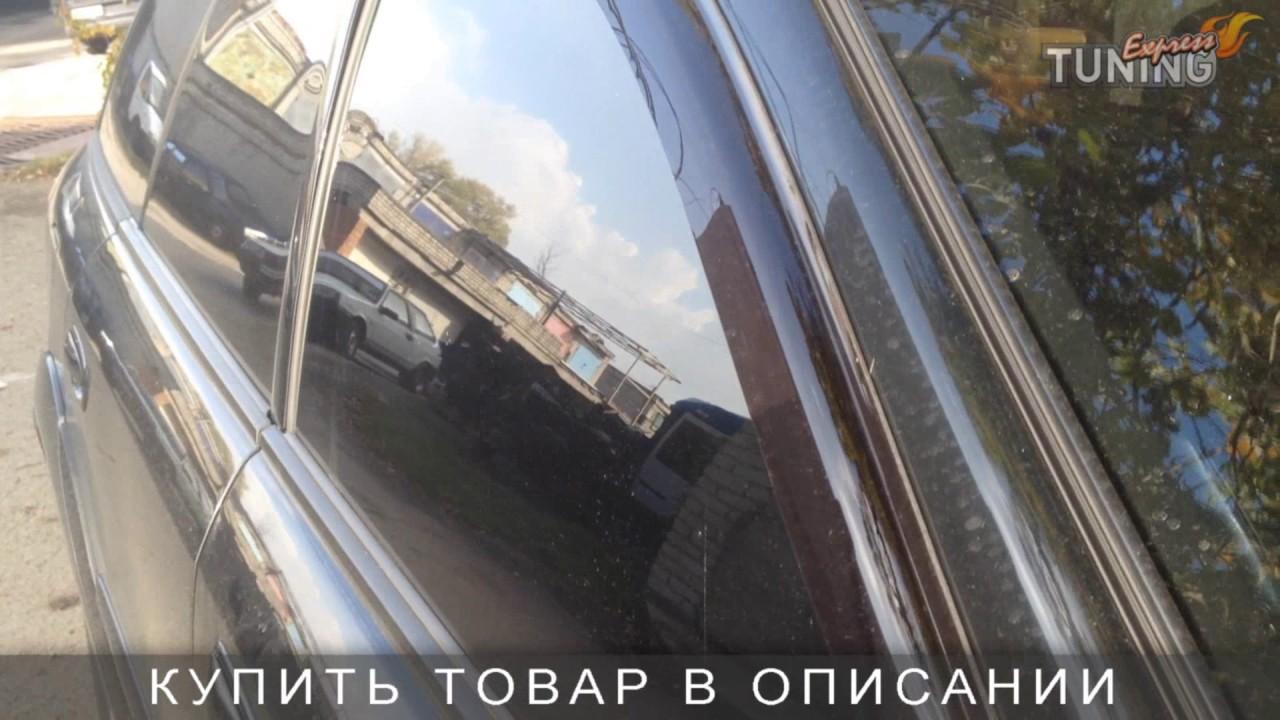 Дефлекторы окон SkyLine Lincoln Navigator 07~09, комплект 4шт, SL WV 400