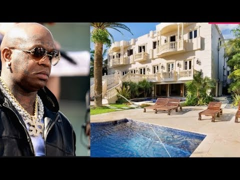 """Birdman Forced To Give Up $12M Miami Mansion, Source Says """"There Is  No Doubt Wayne Never Gets Paid'"""