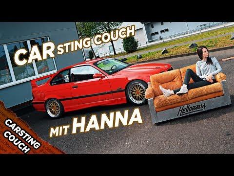 CARsting Couch Mit Hanna Und Ihrem BMW E36 328 - BBM Motorsport