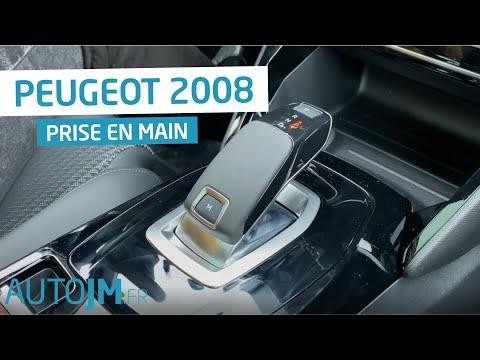 Peugeot 2008 2021 : bien utiliser le poste de conduite !