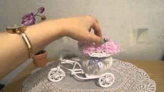 Мои покупки с АЛИЭКСПРЕСС/ ЗАКАЗЫ с АЛИЭКСПРЕСС - велосипед-кашпо и цветы к нему(В этом видео я делаю обзор моих покупок с сайта АЛИЭКСПРЕСС - это велосипед-кашпо и цветы для него) Приятного..., 2016-04-04T17:45:38.000Z)