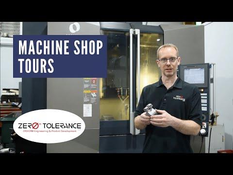Machine Shop Tours: Zero Tolerance LLC