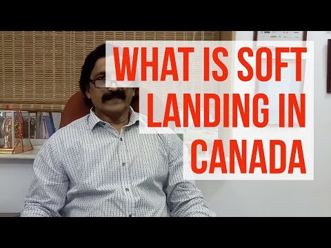 Manoj Palwe explaining  Soft landing for Canada PR visa clients!!www.dreamvisas.com
