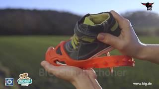 B56449 B01303 Ochranné návleky BIG na topánky