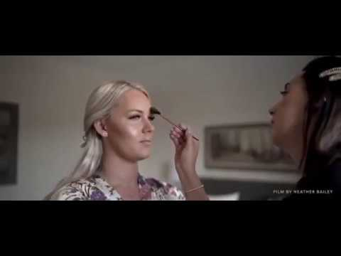 Charlotte Tillyer MUA Promo video - Award winning bridal hair and make-up artist