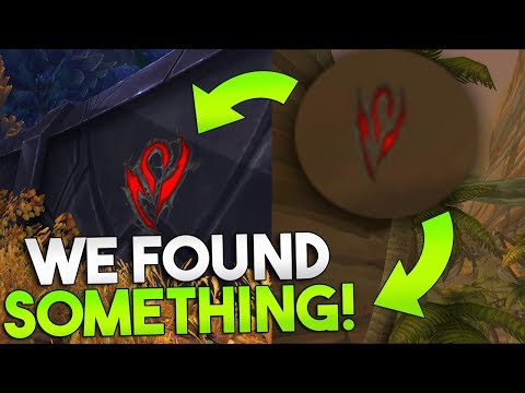 There's A SHADOW RUNE Hidden In The HORDE EMBASSY!
