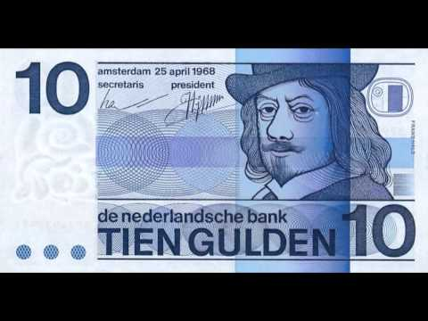 Dutch Guilder - The Money of The Netherlands