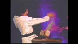 Master Kil Breaking Demonstration
