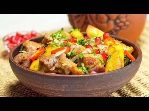 Рецепты в мультиварке мясо с картофелем