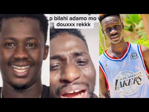 Lomotif: Après Doudou,Ngor série Adja appel vidéo: réaction Adamo «Senegal yakkou na»