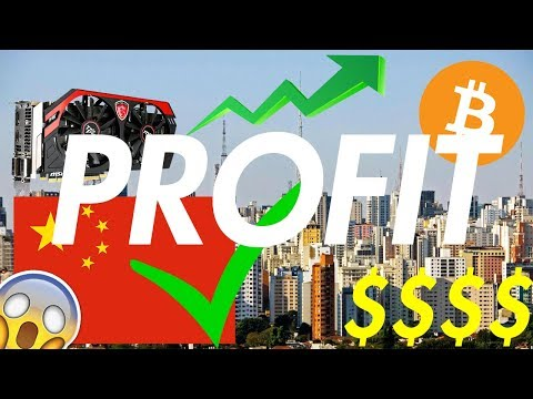 China Banned Bitcoin Mining| Learn How To Profit From It !