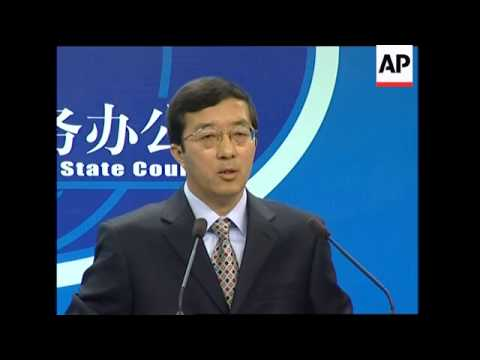 China says stability can only come from one-China policy