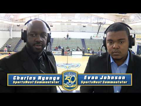 PGCC Women's & Men's Basketball vs Pennsylvania Highlands: 11/8/17