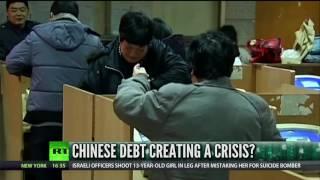 Steve Keen on China debt crisis.
