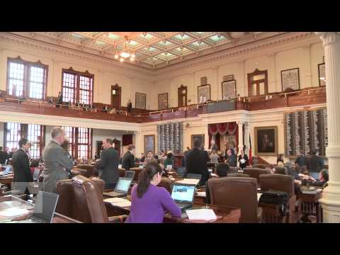 Texas Lottery Commission Bill Moving Forward