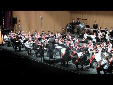 CMEA Eastern Region 2013 Honors Orchestra