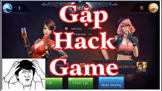 [CDHT] Gặp Phải Hack Game Chiến Dịch Huyền Thoại Thua SML 😂😂😂